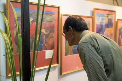 Launch of the Dr. Isaiah James Boodhoo Art Gallery_16